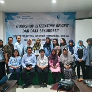 Workshop on Literature Review and Secondary Data