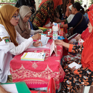 Exposure to 'posbindu' primary health centres of Indonesia