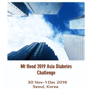 Health economic evaluation shared at Mt. Hood Diabetes Challenge