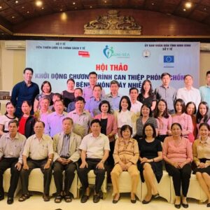 SUNI-SEA Stakeholder consultation workshop in Ninh Binh, Vietnam