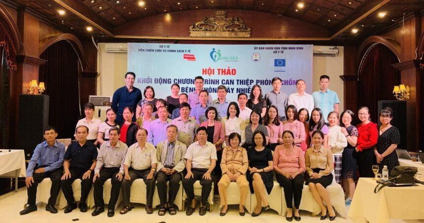 SUNI-SEA Stakeholder consultation workshop in Ninh Binh, Vietnam